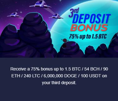 mBit bonus code
