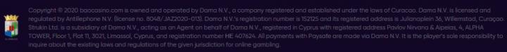 Bao crypto casino
