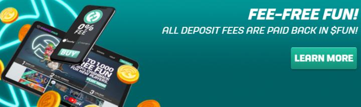 CasinoFair Casino bonus code