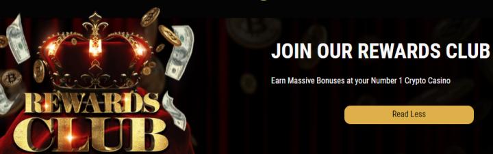 CryptoThrills crypto casino