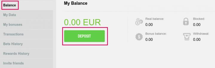GGbet no deposit
