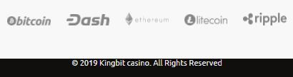KingBit Casino playe reviews