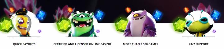 Codes bonus PlayAmo sans dépôt 2021