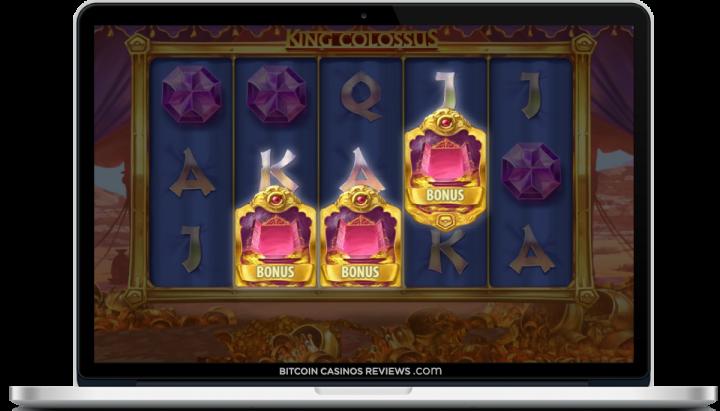 slots bitcoin online