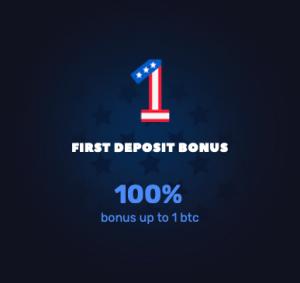 Bitcoincasino.us minimum deposit