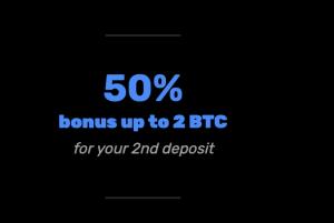 Bitcoincasino.us welcome deposit bonus - 1st deposit bonus