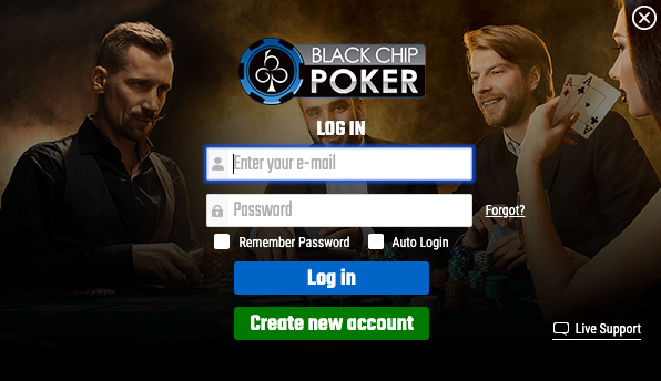 Black Chip Poker Review