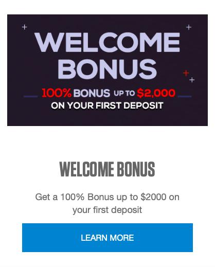Black Chip Poker welcome bonus