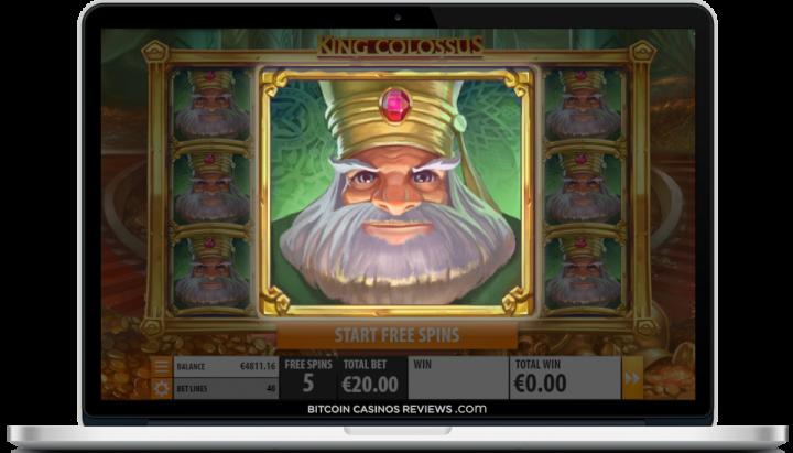 melhores slots bitcoin