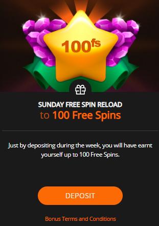 TeleVega Casino no deposit bonus
