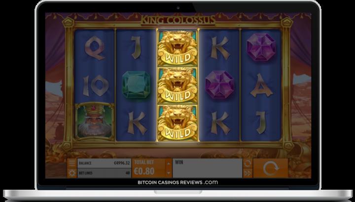 vídeo slots bitcoin