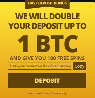 bitstarz bonus code