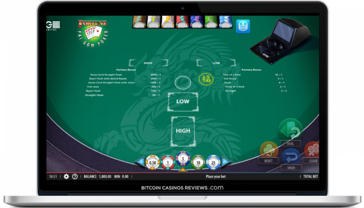 online poker bitcoin