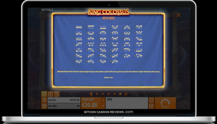 slots bitcoin com bônus