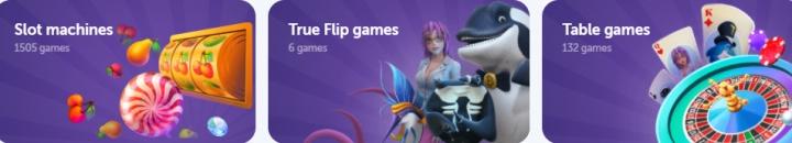 análise casino TrueFlip