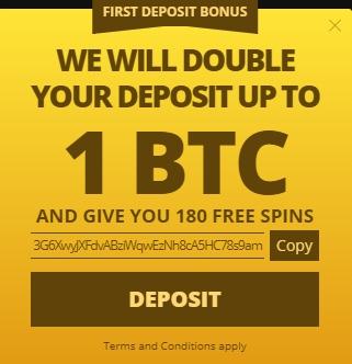 BitStarz casino crypto
