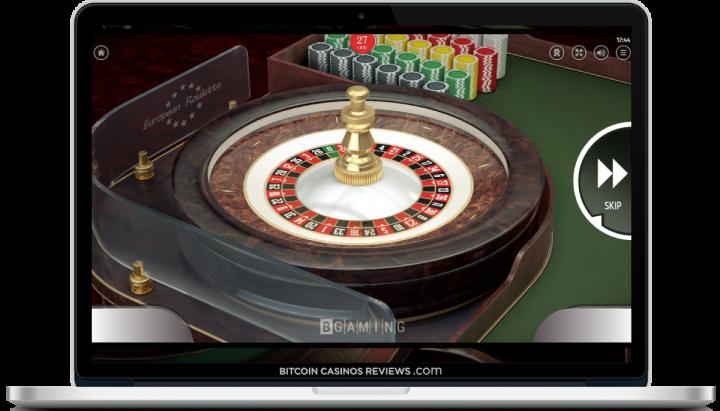 Meilleure roulette Bitcoin