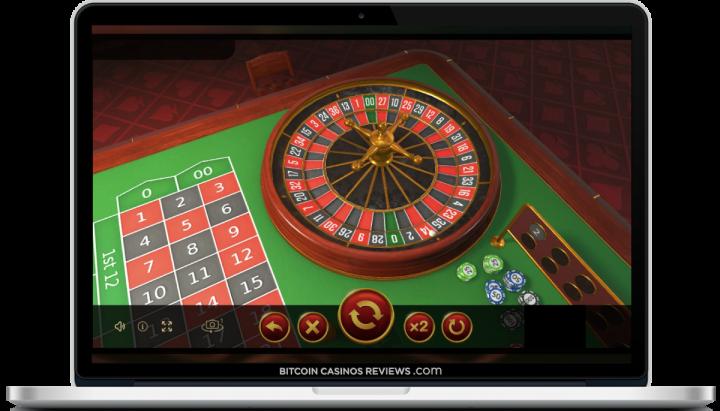 les casinos de Roulette Bitcoin