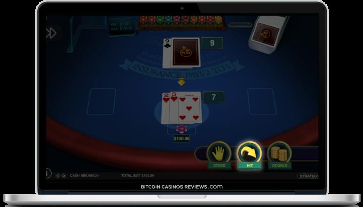 лучшее казино с биткойн-блэкджеком