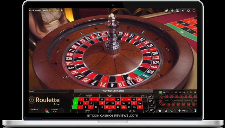 Покер в живых биткойн-казино
