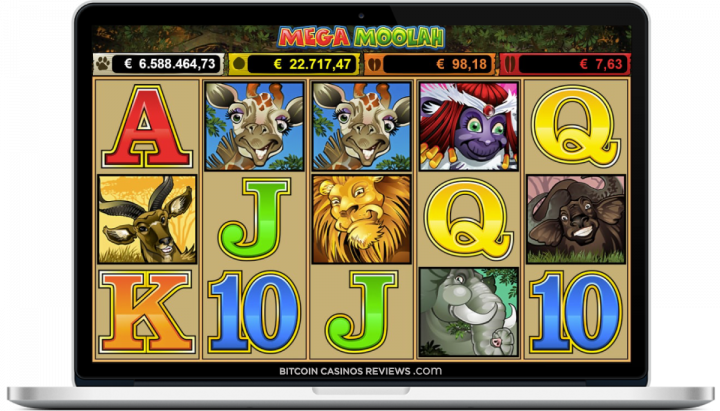 игры с джекпотом биткойн-казино