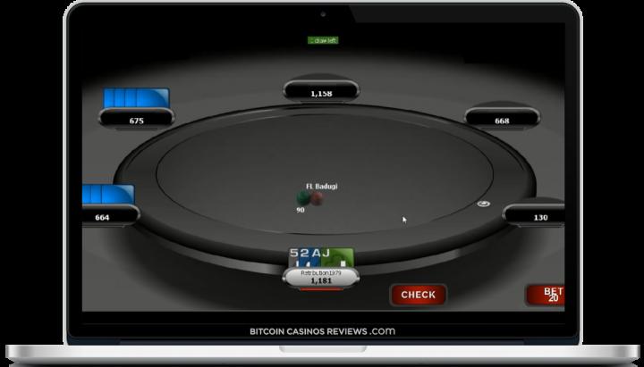 лучший биткойн-покер сайт