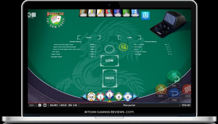 играть в биткойн-покер
