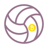 bitcoins for volleyball betting