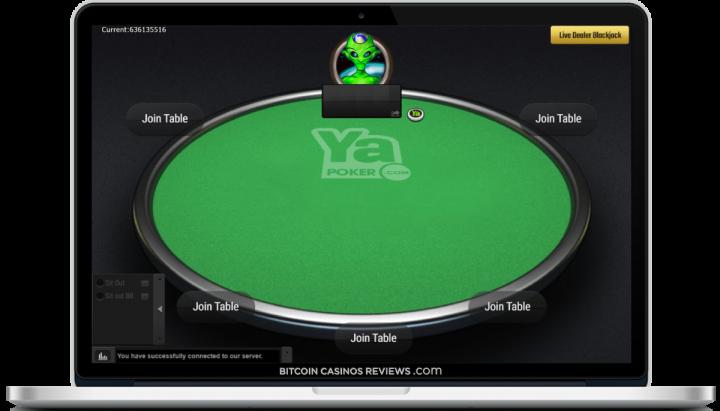 играть в покер BTC
