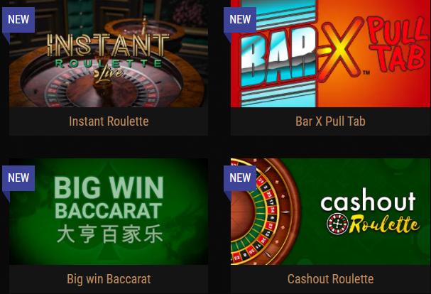King Billy BTC казино