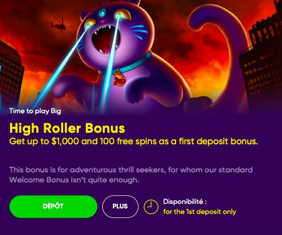 Code promo Bao Casino