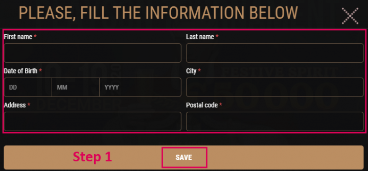King Billy код на бонус