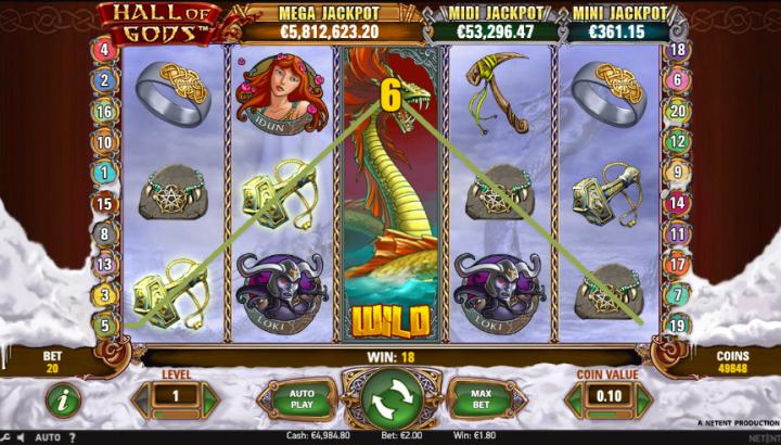 top 5 expanding wild slots