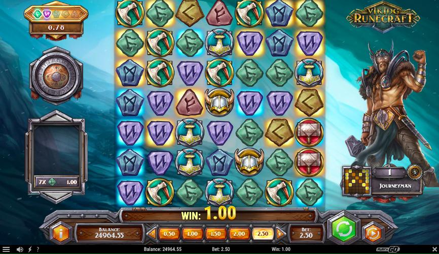 Viking Runecraft rpg slots