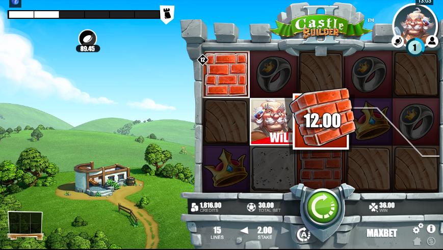 castle builder 2 rpg slots