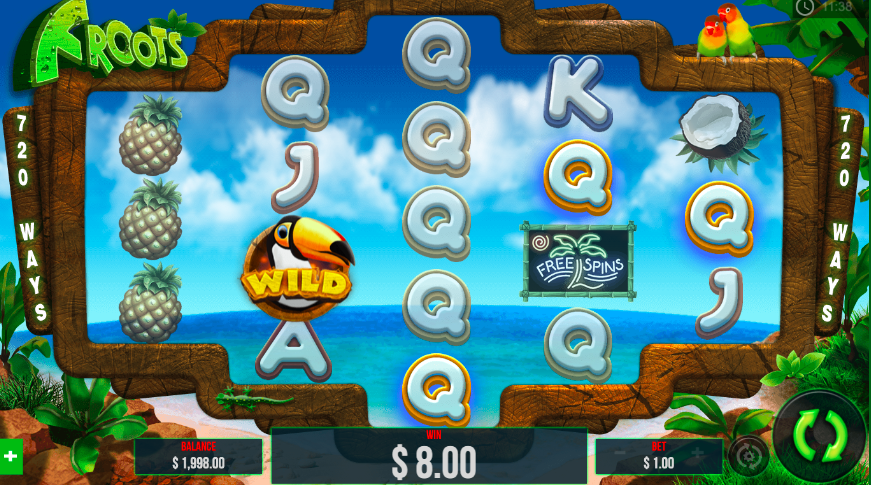 froots fruit slots