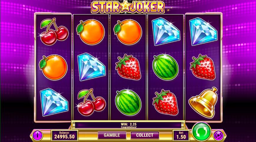 star joker fruit slots