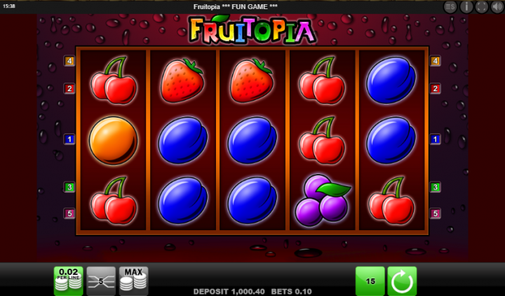 ulasan slot fruitopia