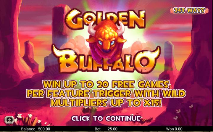 Golden Buffalo Review