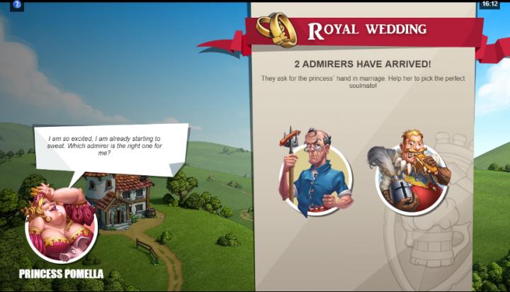 Castle Builder bonus